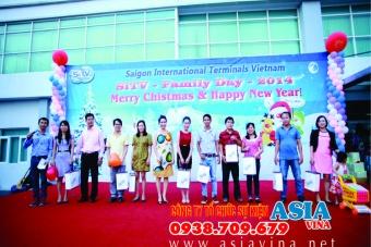 Saigon interational terminals vietnam Family days 2014